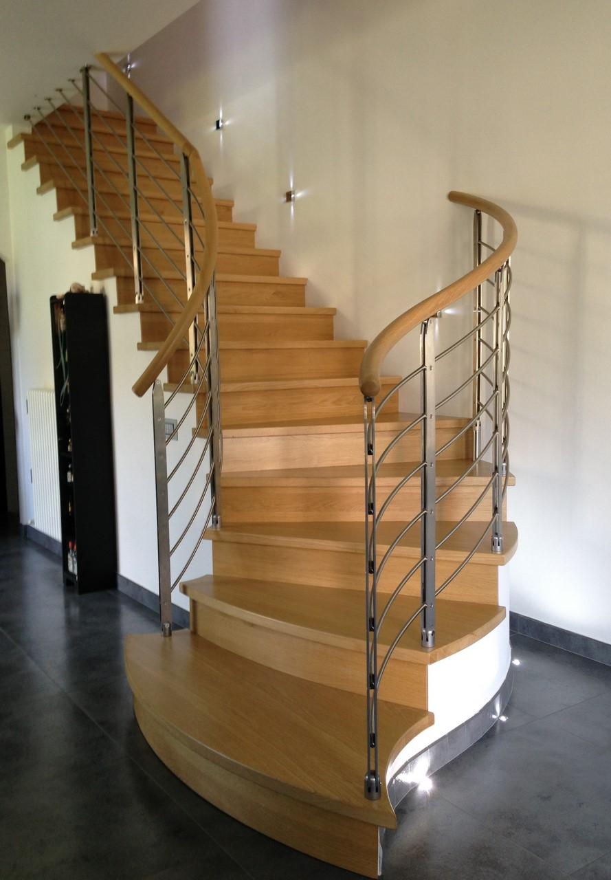 Vendita scale in legno su misura, spazio scale.