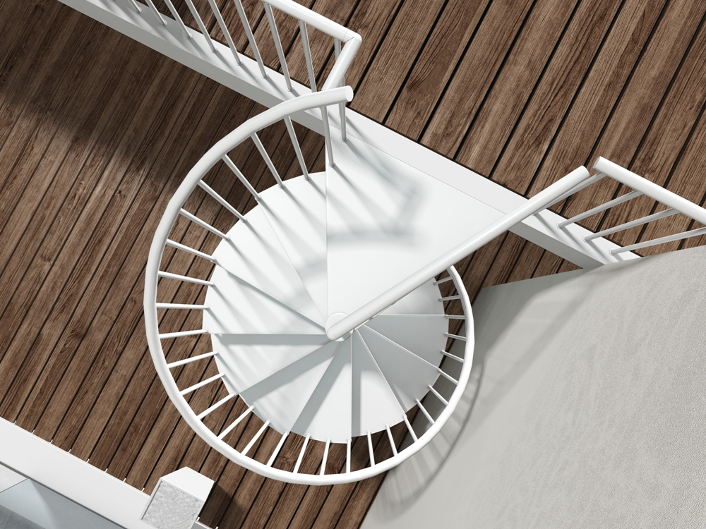 Progettazione Scale A Chiocciola : Progettare e vendere scale a pianta circolare spazio scale.