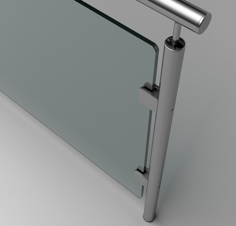 R6 vetro pinze interna