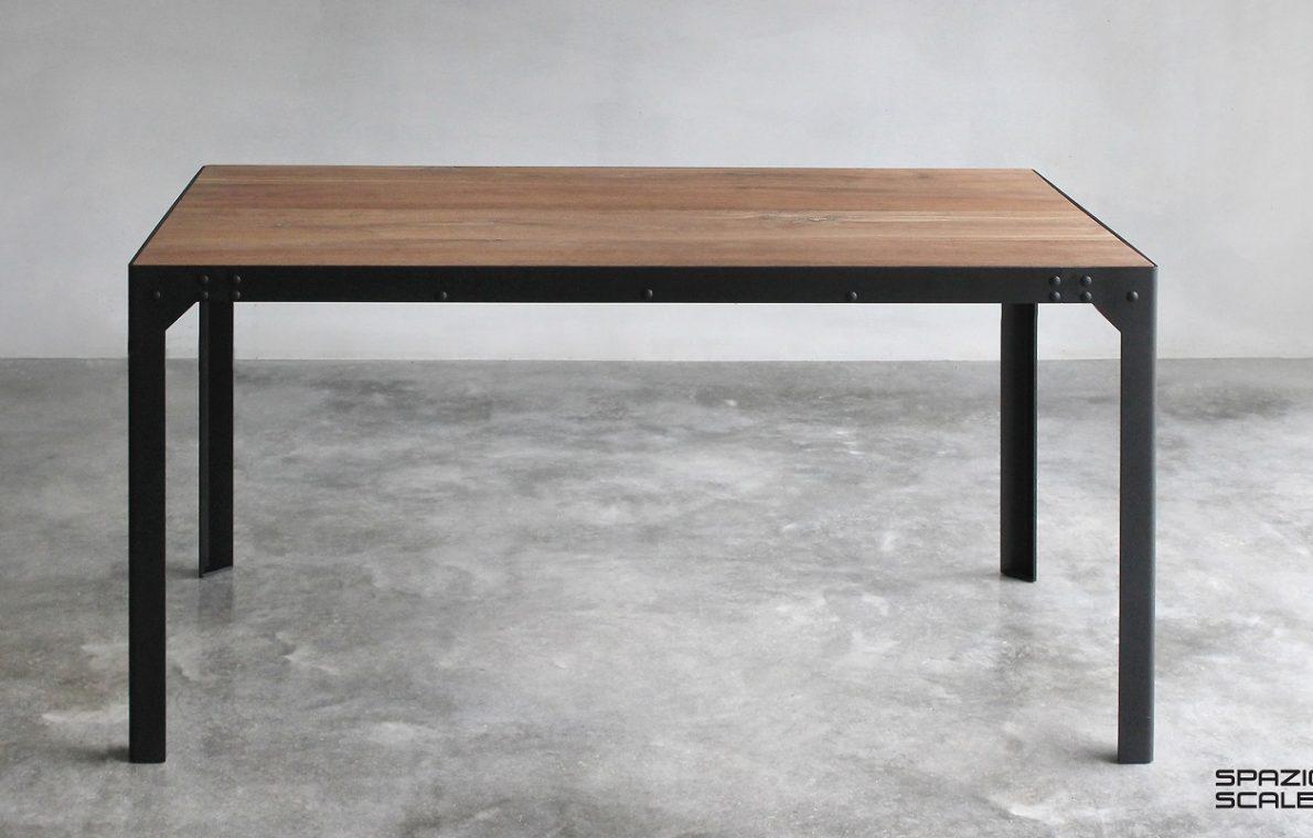 Tavolo in stile industriale (6)